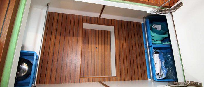 Stauraum Keller Vorratsraum Vorräte